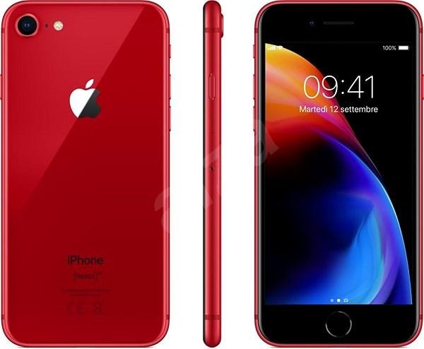 iPhone 8 64 GB Červený - Mobilný telefón  1ad5bdb56c1