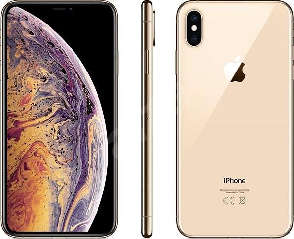 iPhone Xs Max 256GB zlatá - Mobilný telefón