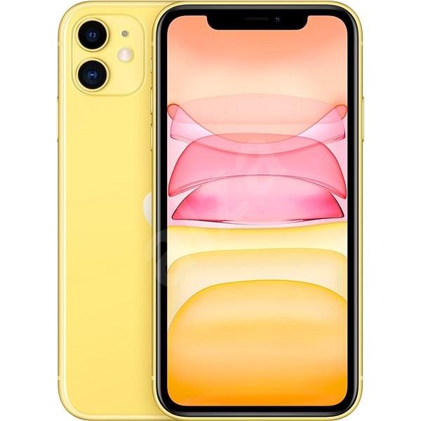 iPhone 11 64GB žltá - Mobilný telefón