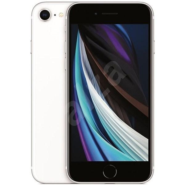 iPhone SE 128GB biely 2020 - Mobilný telefón