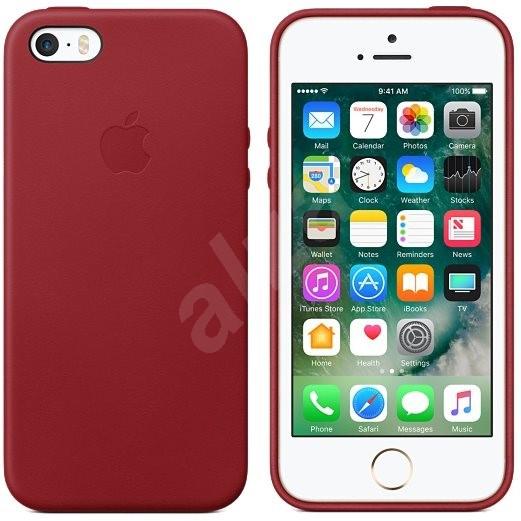 Apple iPhone SE kryt červený - Kryt na mobil  a67789bfe65