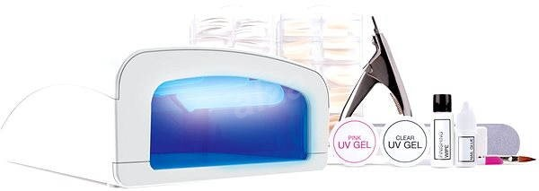 RIO Professional UV Nails Extensions - UV lampa na nechty