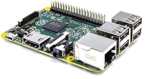 RASPBERRY Pi 2 Model B - Mini PC  a8333b1a7f6
