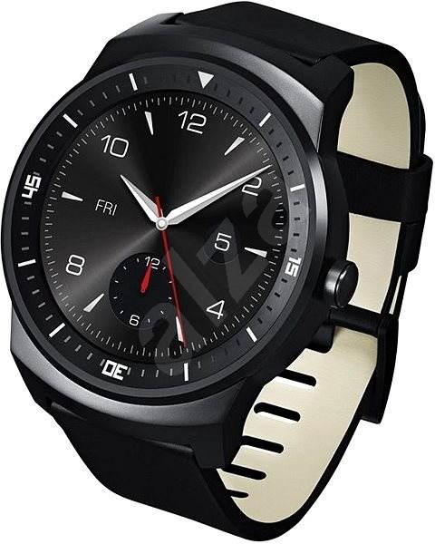 LG G Watch R (W110) Black - Smart hodinky