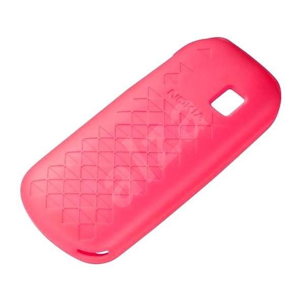Nokia CC-1026 silikonové červené - Originálne puzdro