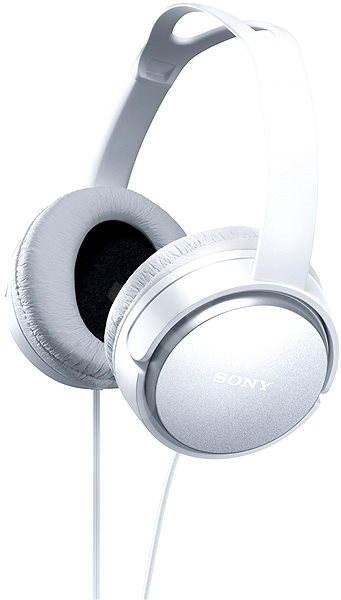 Sony MDR-XD150 biele - Slúchadlá