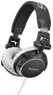 Sony MDR-V55 čierne - Slúchadlá