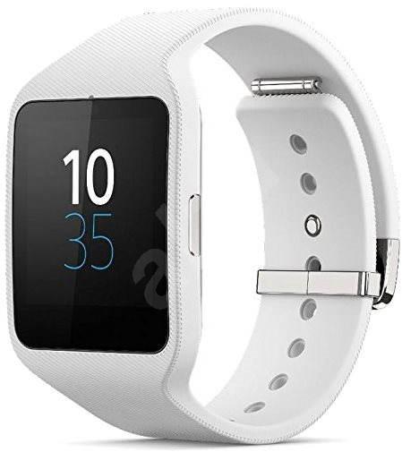 Sony SmartWatch 3 (SWR50) White - Smart hodinky  aec7cb0f7e8