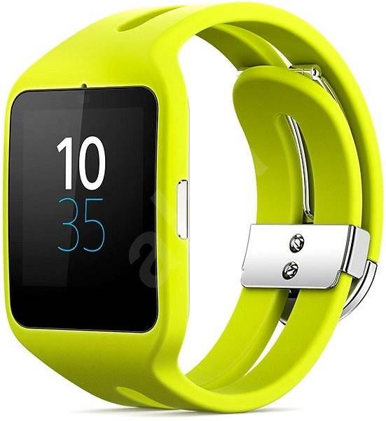 Sony SmartWatch 3 (SWR50) Lime - Smart hodinky  8e7983e3379