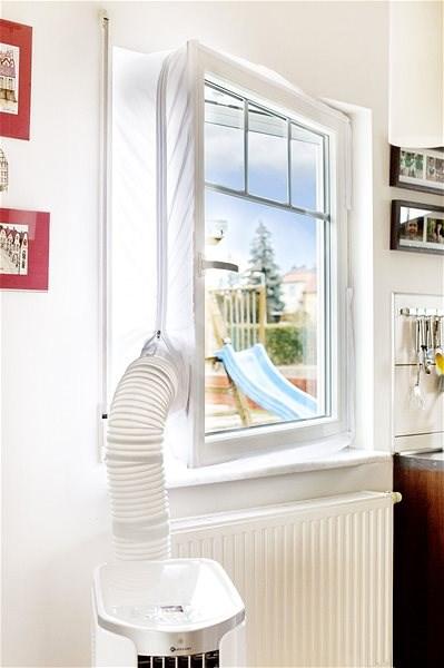 Rohnson R-8800 Tesnenie na okná univerzálne - Tesnenie okien pre mobilné klimatizácie