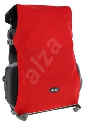1820ee674f Rollei Canyon L - 35L čierno-červený - Fotobatoh
