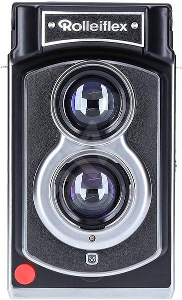Rollei RolleiFlex Instant čierny - Instantný fotoaparát