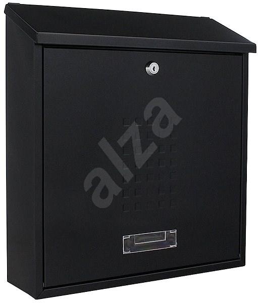Rottner BOLZANO čierna - Poštová schránka