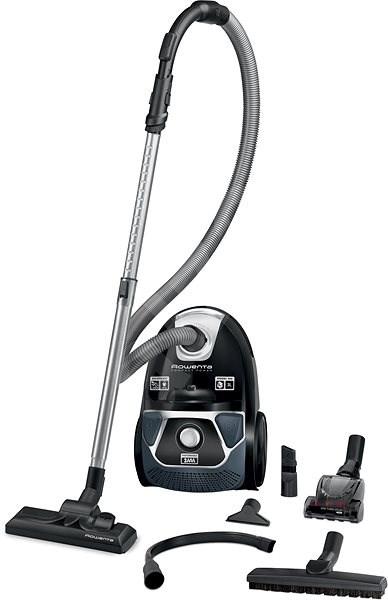 Rowenta RO3995 Compact Power Full Care - Vreckový vysávač