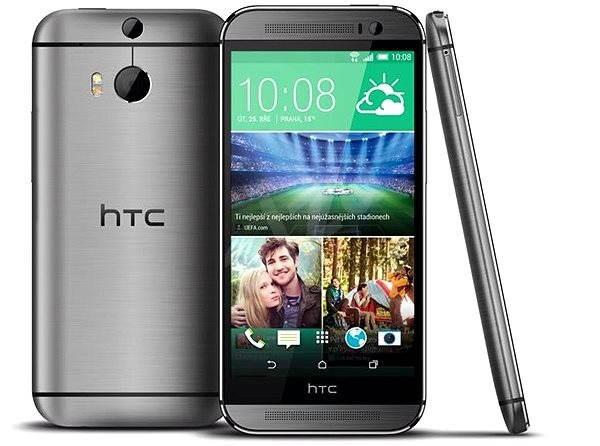HTC One (M8) Gun Metal Grey - Mobilný telefón
