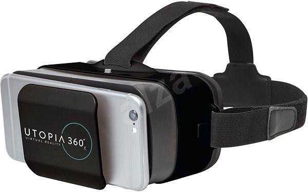 7cb51e741 RETRAK Utopia 360° VR Headset Travel - Okuliare na virtuálnu realitu ...