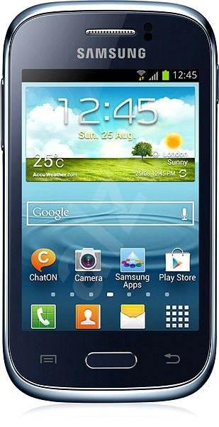 Samsung Galaxy Young (S6310) Dark Blue - Mobilný telefón