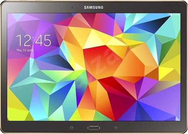 Samsung Galaxy Tab S 10.5 LTE Titanium Bronze (SM-T805) - Tablet