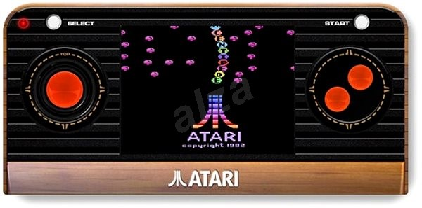Atari Retro TV Handheld - Herná konzola