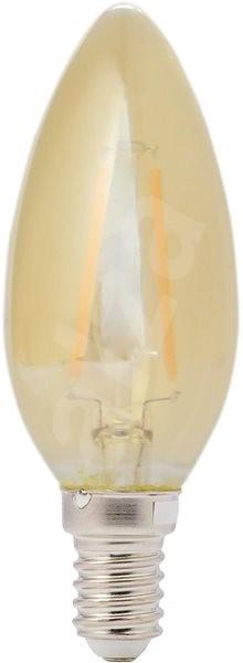 RETLUX RFL 225 Filament Amb 2W C35 E14 - LED žiarovka