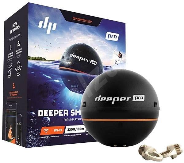 Deeper Fishfinder Pro - Sonar na ryby