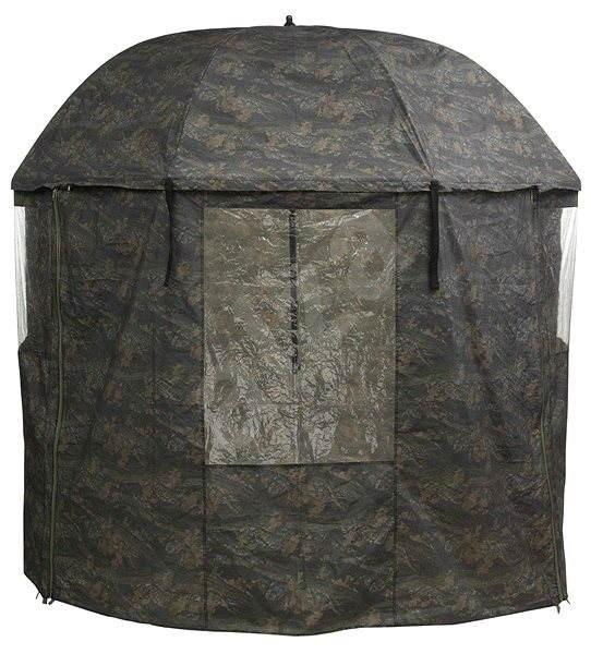 Mivardi Dáždnik Camou PVC s komplet zakrytím - Rybársky dáždnik ... 5a69c7797f6