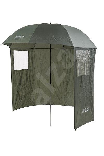 Mivardi Dáždnik Easy s bočnicou - Rybársky dáždnik  6bc15b20901