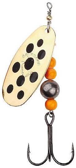 Savage Gear Caviar Spinner 2 – 6 g 03-Gold - Trblietka