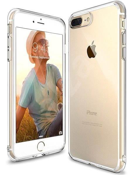 Ringke Air Clear iPhone 7 - Ochranný kryt. PREDAJ SKONČIL aac8d0662da