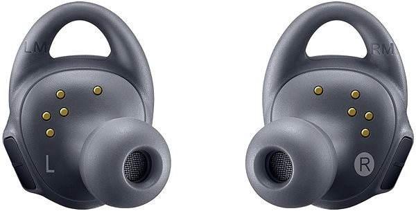Samsung Gear IconX čierne - Bezdrôtové slúchadlá
