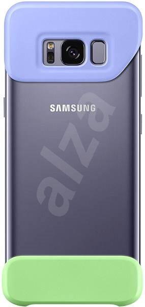 Samsung EF-MG950C fialové - Ochranný kryt
