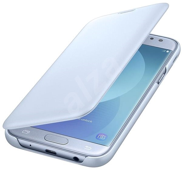 Samsung EF-WJ530C modré - Puzdro na mobil