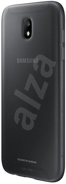 Samsung EF-AJ530T Jelly Cover Galaxy J5 (2017) čierny - Kryt na mobil