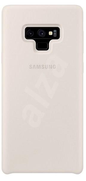 7aee148fa Samsung Galaxy Note 9 Silicone Cover Biela - Kryt na mobil | Alza.sk