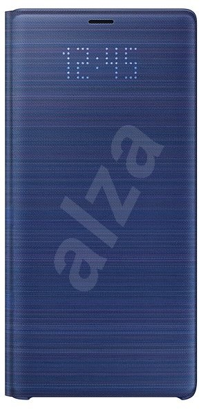 Samsung Galaxy Note 9 LED View Cover Modrá - Puzdro na mobil