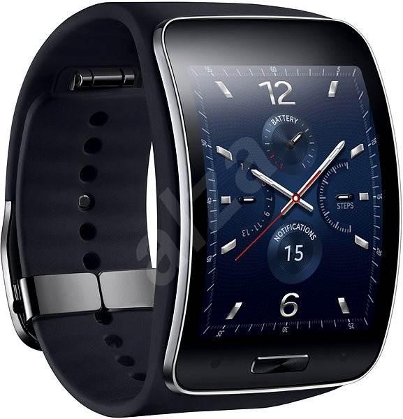 095e9ff993 Samsung Gear S čierne - Smart hodinky