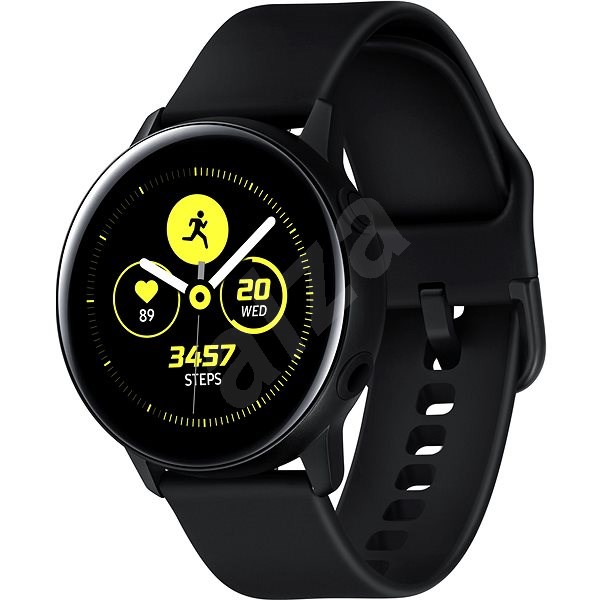 Samsung Galaxy Watch Active Black - Smart hodinky