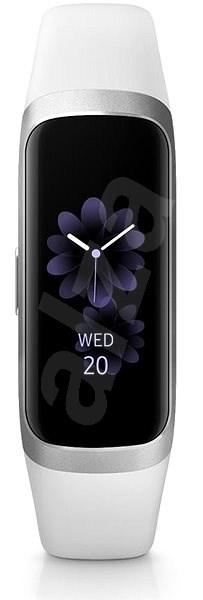 Samsung Galaxy Fit Silver - Fitness náramok