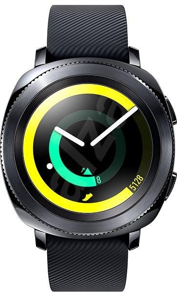 Samsung Gear Sport Black - Smart hodinky  82b5813ab2