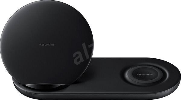 Samsung Wireless Charger Duo Čierna - Bezdrôtová nabíjačka