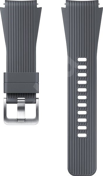 Samsung Galaxy Watch Silicone Band (22 mm) Sivý - Remienok