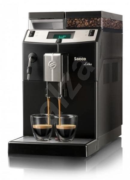 Saeco Lirika Black RI9840/01 - Automatický kávovar