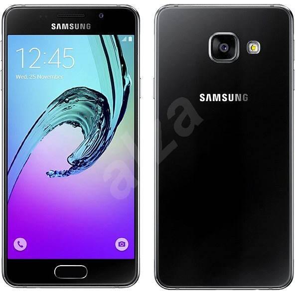Samsung Galaxy A3 (2016) SM-A310F čierny - Mobilný telefón  0e4813c8e1e