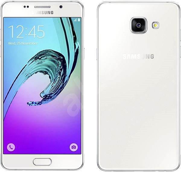 Samsung Galaxy A3 (2016) biely - Mobilný telefón  4515077d09f