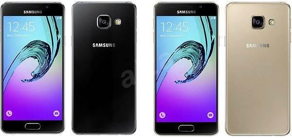Samsung Galaxy A3 (2016) SM-A310F - Mobilný telefón  a4c769959b9