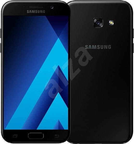 Samsung Galaxy A5 (2017) čierny - Mobilný telefón  04d3899c8f3