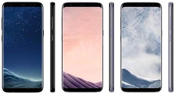 Samsung Galaxy S8 - Mobilný telefón