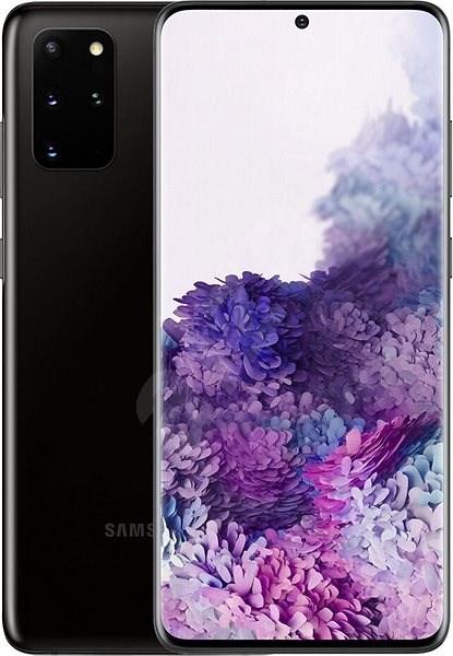 Samsung Galaxy S20+ čierny - Mobilný telefón