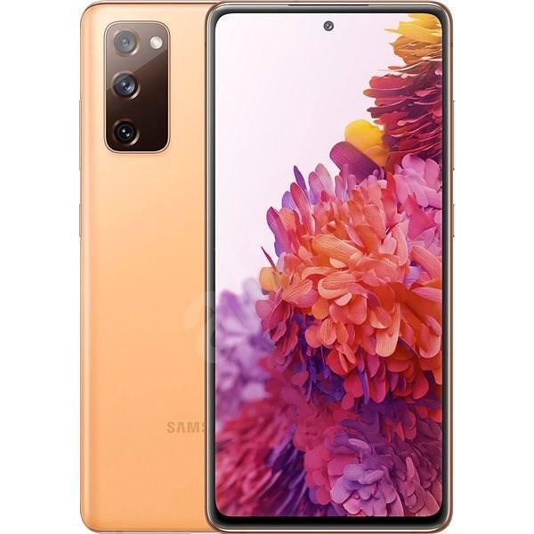 Samsung Galaxy S20 FE oranžový - Mobilný telefón