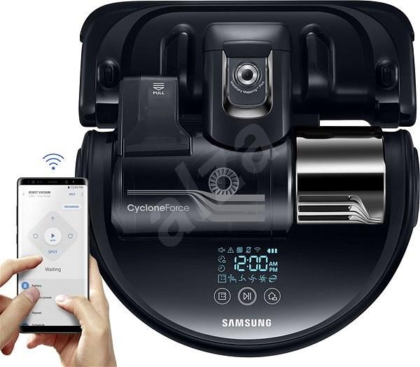 Samsung VR20K9350WK/GE - Robotický vysávač